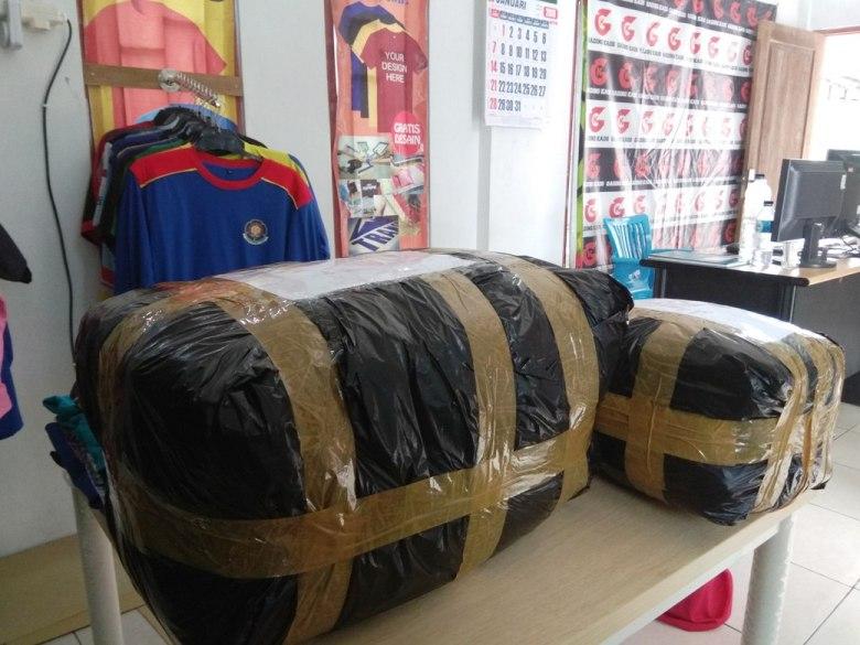 packing dan pengiriman